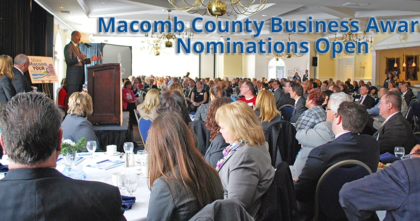 Top Five Reasons to Nominate Your Business for a Macomb County Business Award