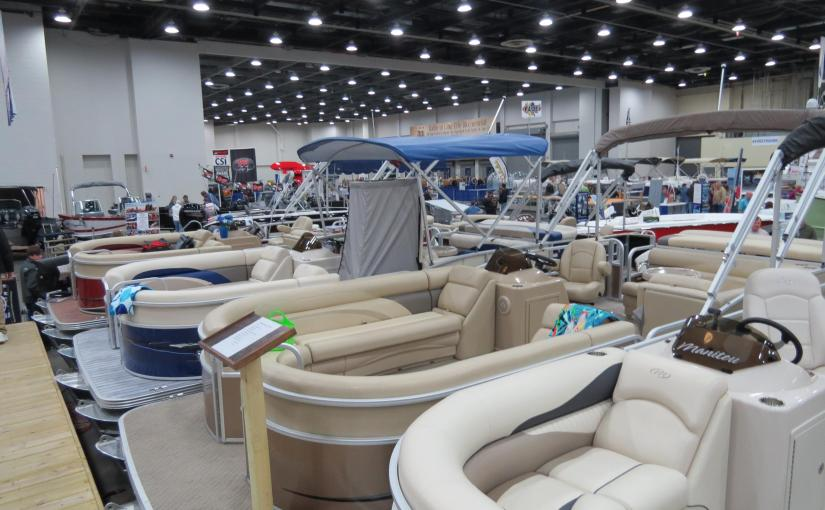 Business and recreational opportunities on display at the Detroit BoatShow