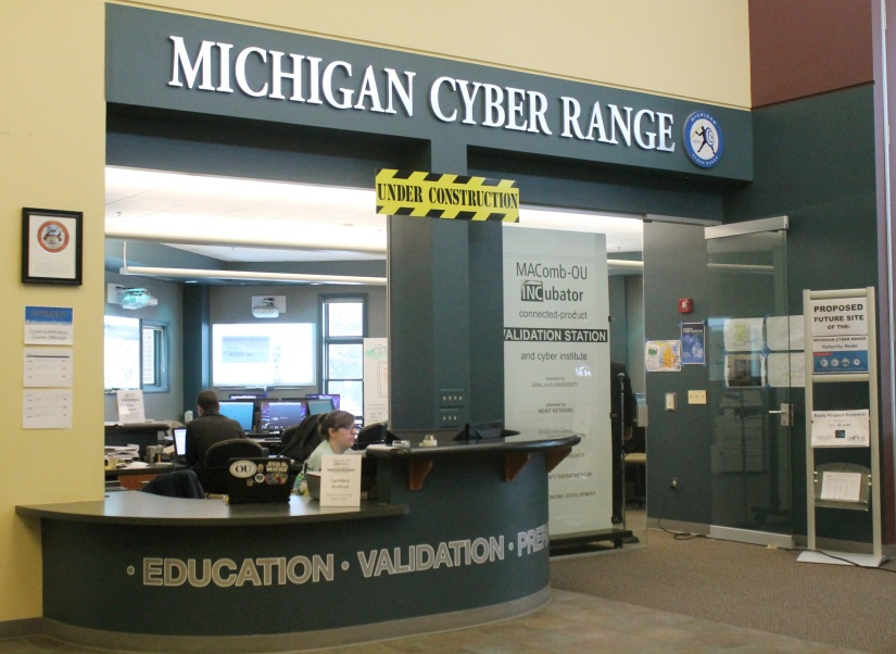 The Macomb-Oakland University INCubator launches a comprehensive cybersecurity initiative