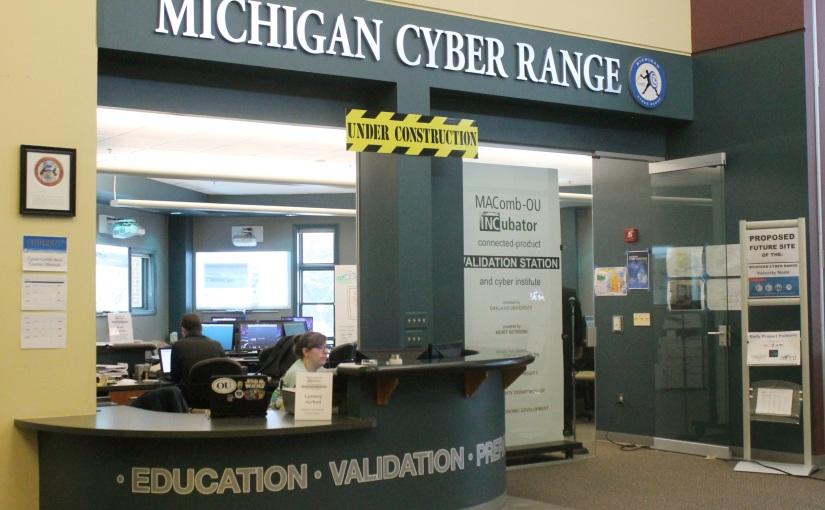 The Macomb-Oakland University INCubator launches a comprehensive cybersecurityinitiative