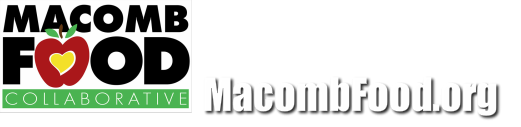 Macomb Food Program logo