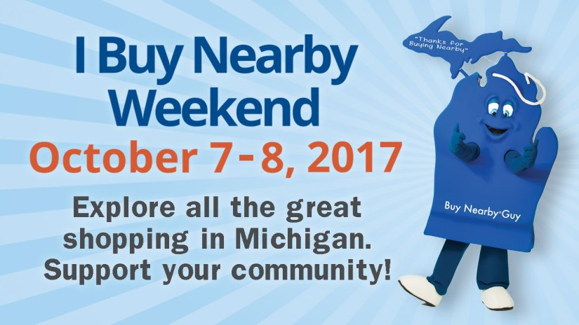 Buy Nearby is this weekend!