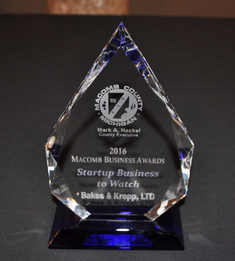 How the Macomb Business Awards helped land a local start up on the NBC NightlyNews