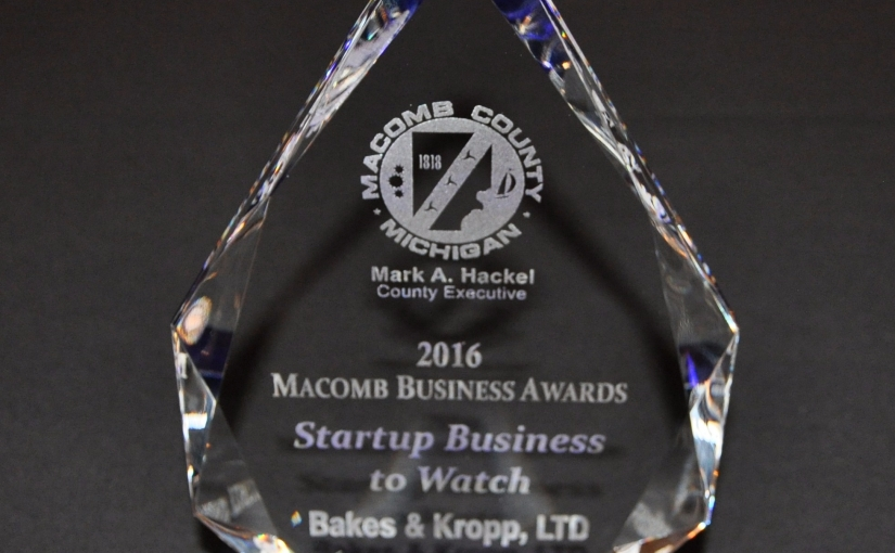 How the Macomb Business Awards helped land a local start up on the NBC Nightly News