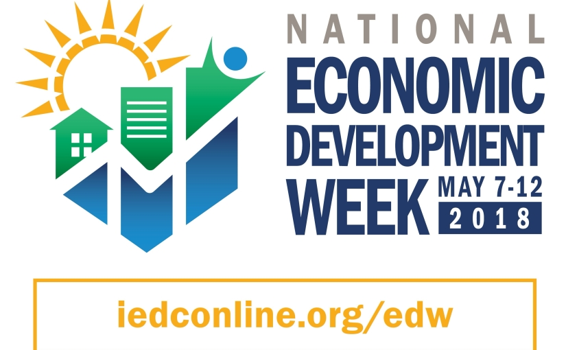 How I accidentally became an economic developer: A message from John Paul Rea for National Economic Development Week