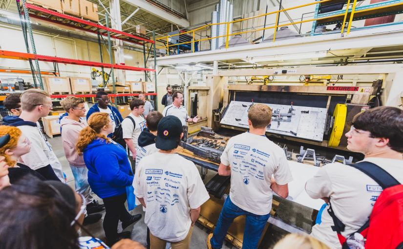 Manufacturing Day gives students behind-the-scenes access to local plants and factories