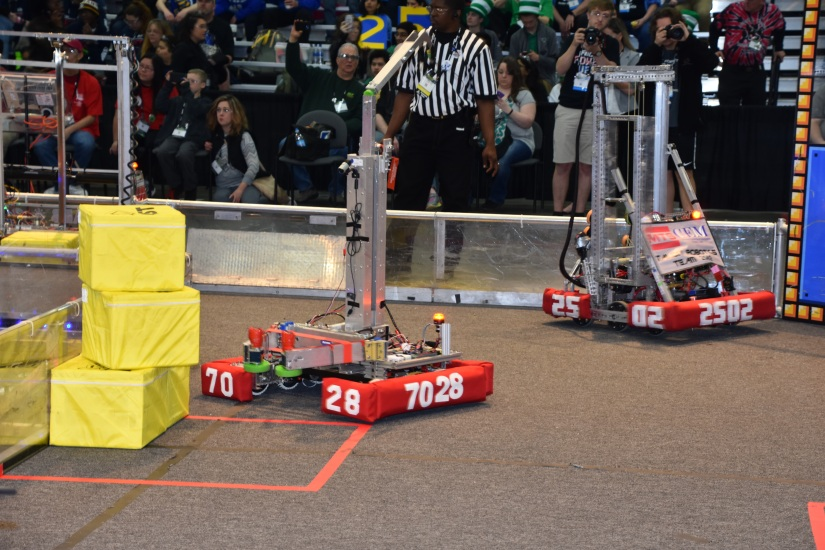 FIRST Robotics open house to showcase student innovation and imagination