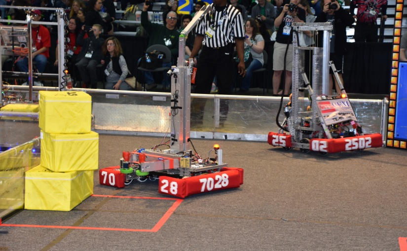 FIRST Robotics open house to showcase student innovation andimagination