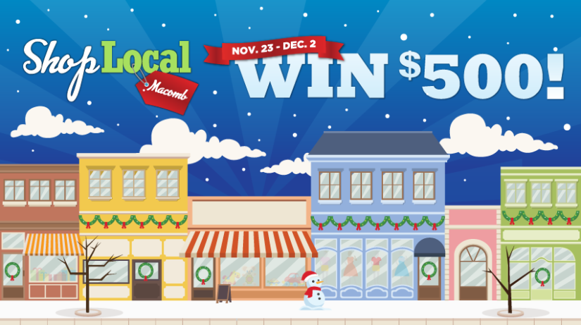 'Tis the season for Shop Local Macomb! Here's how your business can getinvolved.