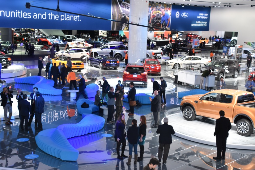 Exclusive Auto Show Experiences Available Through Macomb County