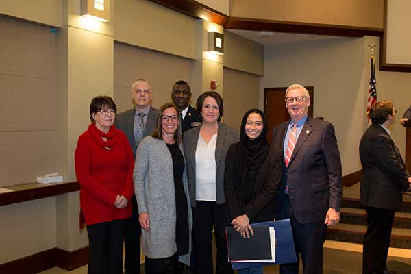 Annual breakfast honors students and highlights importance of Career TechnicalEducation
